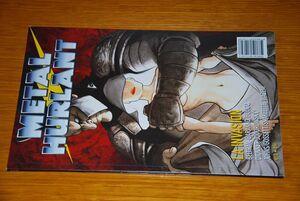 METAL HURLANT-2.DEVIR-COMICS
