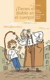 TIENES AL DIABLO EN EL CUERPO.CALCETIN-I