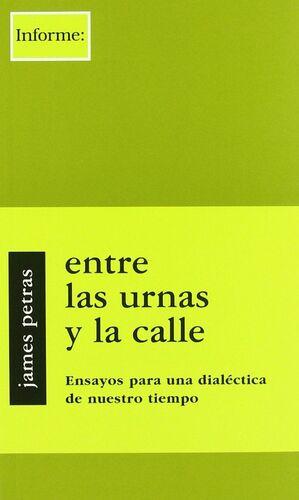ENTRE LAS URNAS Y LA CALLE.HIRU