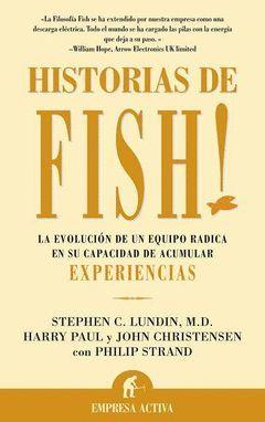 FISH-002/HISTORIAS DE-EMPRESA ACTIVA-LUNDIN