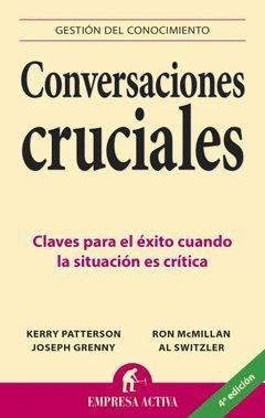 CONVERSACIONES CRUCIALES.EMPRESA ACTIVA