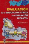 EVALUACION DE LA EDUCACION FISICA EN LA EDUCACION INFANTIL,LA.WANCEULEN