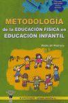 METODOLOGIA DE LA EDUCACION FISICA EN EDUCACION INFANTIL.WANCELEN