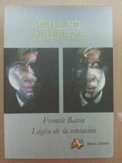 FRANCIS BEACON.LOGICA DE SENSACION.ARENA