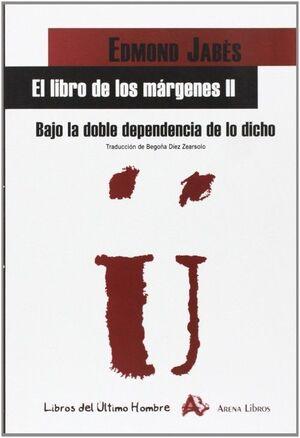 LIBRO DE LOS MARGENES-2,EL.ARENA LIBROS