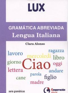 GRAMATICA ABREVIADA DE LA LENGUA ITALIANA