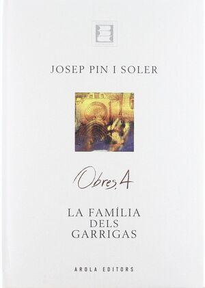 OBRES-4.FAMILIA GARRIGAS.AROLA-DURA
