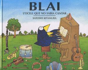 BLAI L'OCELL QUE NO SABIA..SIMBOL-INF-CA
