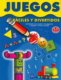 JUEGOS FACILES Y DIVERTIDOS.YOYO-INF