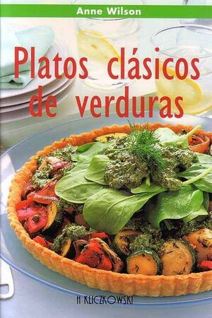 VERDURAS,PLATOS CLASICOS DE.KLICZK-1.79-