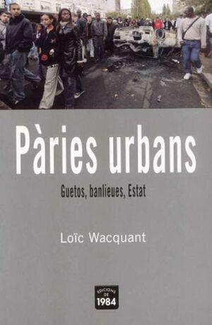 PARIES URBANS.EDIC 1984-ASSAIG-17-RUST
