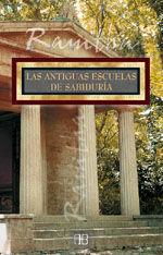 ANTIGUAS ESCUELAS DE SABIDURIA, LAS.ARKANO BOOKS-RUST