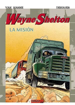 WAYNE SHELTON-1.LA MISION.DOLMEN-G-COMIC