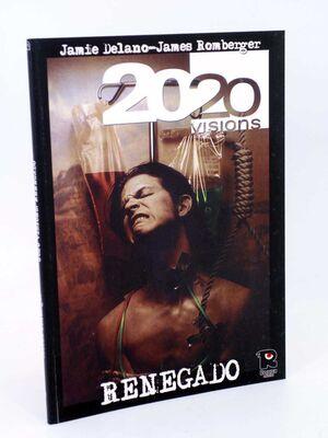 VISIONS 2020.RECERCA COMICS