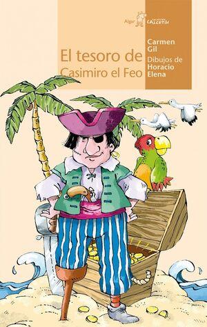 TESORO DE CASIMIRO EL FEO,EL.CALCETIN-23-INF