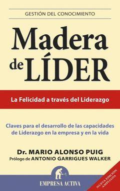 MADERA DE LIDER EDICION REVISADA. EMPRESA ACTIVA