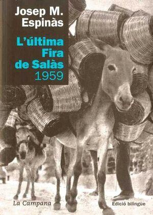 ULTIMA FIRA DE SALAS 1959