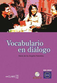VOCABULARIO EN DIÁLOGO - NIVEL BÁSICO
