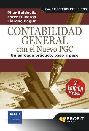 CONTABILIDAD GENERAL CON EL NUEVO PGC 2ª EDICION REVISADA
