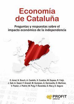 ECONOMIA DE CATALUÑA.PROFIT-RUST