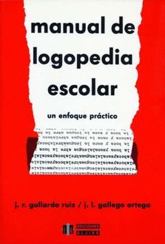 MANUAL DE LOGOPEDIA ESCOLAR