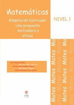 MATEMATICAS-NIVEL I ESO . ADAPTACION CURRICULAR