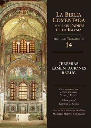 JEREMÍAS, LAMENTACIONES, BARUC