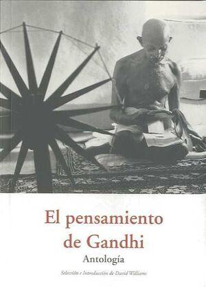 PENSAMIENTO DE GANDHI,EL.OLAÑETA-BARQUERO-138-RUST