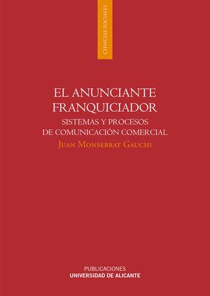 EL ANUNCIANTE FRANQUICIADOR
