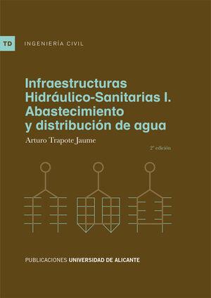 INFRAESTRUCTURAS HIDRÁULICO-SANITARIAS I