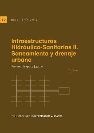 INFRAESTRUCTURAS HIDRÁULICO-SANITARIAS II