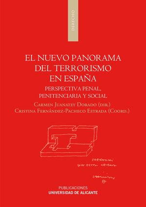 EL NUEVO PANORAMA DEL TERRORISMO EN ESPAÑA