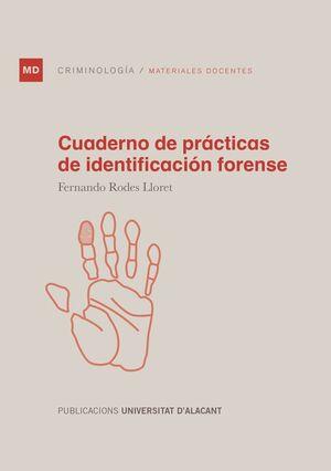 CUADERNOS DE PRÁCTICAS DE IDENTIFICACIÓN FORENSE
