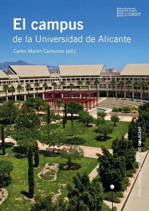 EL CAMPUS DE LA UNIVERSIDAD DE ALICANTE