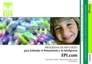 EPI.COM PROG. PARA ESTIMULAR EL PENSAMIENTO Y INTELIGENCIA