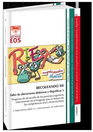 BECOLEANDO XII. TALLER DE ALTERACIONES DISLÉXICAS Y DISGRÁFICAS 3
