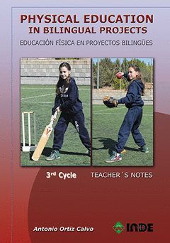 PHYSICAL EDUCATION IN BILINGUAL PROJECTS, EDUCACIÓN PRIMARIA, 3 CYCLE