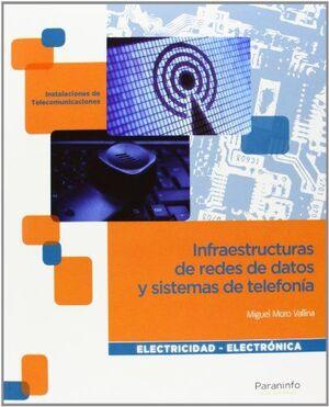 INFRAESTRUCTURAS REDES DE DATOS Y SISTEMAS DE TELEFONIA. PARANINFO-RUST
