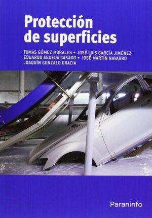 PROTECCION DE SUPERFICIES