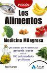 ALIMENTOS MEDICINA MILAGROSA,LOS.6ª ED.AMAT-RUST