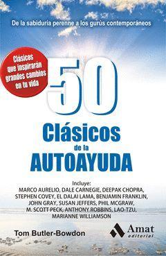 50 CLÁSICOS DE LA AUTOAYUDA. AMAT-RUST