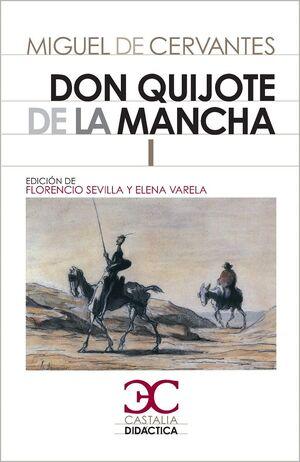DON QUIJOTE DE LA MANCHA I - II [2 VOLS.]