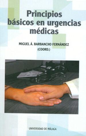 PRINCIPIOS BÁSICOS EN URGENCIAS MÉDICAS