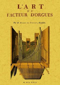 LART DU FACTEUR D,ORGUES