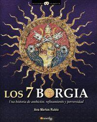 7 BORGIA,LOS.NOWTILUS-HISTORIA INCOGNITA-RUST