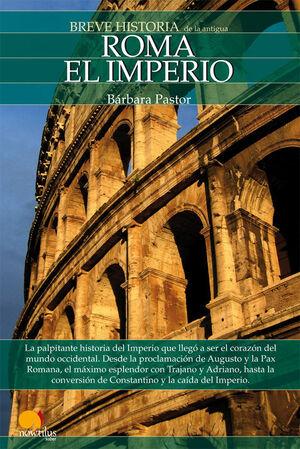 BREVE HISTORIA DE ROMA: EL IMPERIO