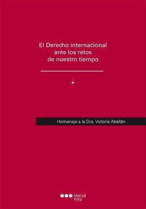 DERECHO INTERNACIONAL Y COMUNITARIO ANTE LOS RETOS DE NUESTRO TIEMPOHOMEN