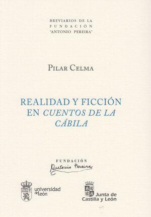 REALIDAD Y FICCCIÓN  EN CUENTOS DE LA CÁBILA