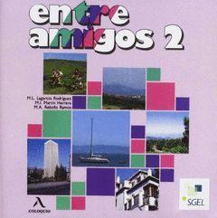 ENTRE AMIGOS 2 CD