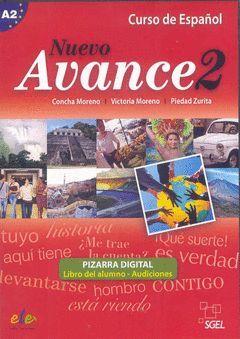 NUEVO AVANZE 2 PIZARRA DIGITAL